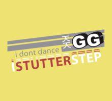 Starcraft 2: I don't Dance, I Stutter Step Kids Clothes