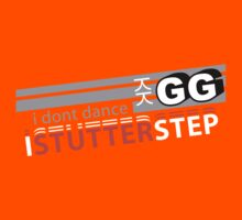 Starcraft 2: I don't Dance, I Stutter Step Kids Tee
