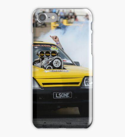 LSONE Burn Out UBC6 iPhone Case/Skin