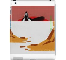The sith apprentice iPad Case/Skin