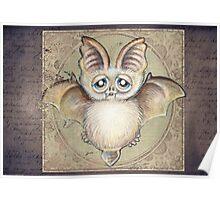 Dark bat Tito  Poster