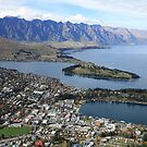 Royal view of Queenstown by Glen Sheppard