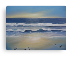 Somewhere between dreams and reality Canvas Print