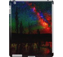 Scenic Glitch iPad Case/Skin