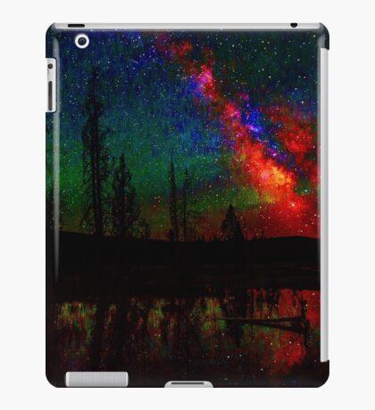 Scenic Glitch iPad Case/Skin