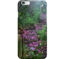 Ghostly Pathway iPhone Case/Skin