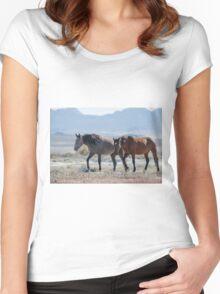 Taken a stroll  Women's Fitted Scoop T-Shirt