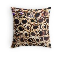 ~ crunchy cones ~ Throw Pillow