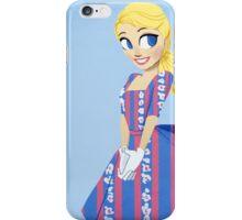 Girl of Liberty iPhone Case/Skin