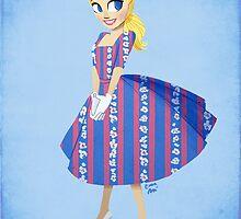 Girl of Liberty by ebmosier