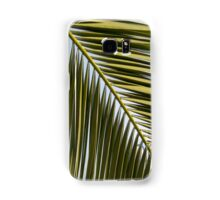 leaf in the garden Samsung Galaxy Case/Skin