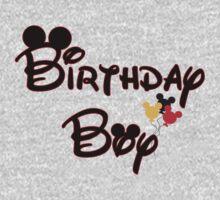 Disney Birthday Boy by hawaiigirl005