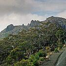 Ben Lomond Range Tasmania by rjpmcmahon