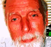 PORTRAIT OF THE ARTIST AS AN OLD MAN. by Terry Collett