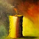 candle  by Faith Puleston