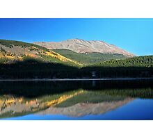 Mountain Reflections #2 Photographic Print