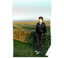Jake - Flint Castle Poster