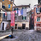 Venice washing #4 by Luke Griffin