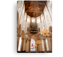 Light from on high Metal Print