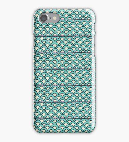 fish skin organic natural pattern iPhone Case/Skin