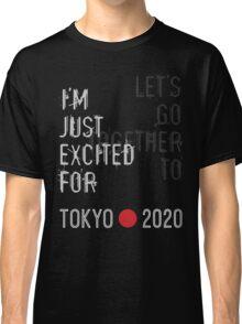 Tokyo 2020 Shirt Classic T-Shirt