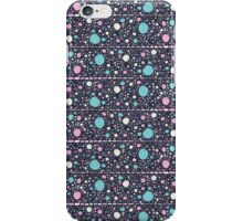 dawn to dust abstract organic pattern iPhone Case/Skin