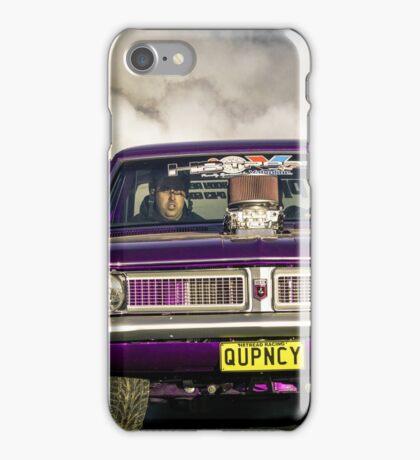 QUPNCY Tread Cemetery Burnout iPhone Case/Skin