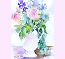 Birthday Bouquet by Patsy Smiles