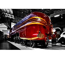 Streamlined for speed Photographic Print