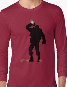 RED - Demoman Long Sleeve T-Shirt