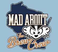 Mad About the Brew Crew Kids Clothes