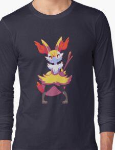 Braixen Long Sleeve T-Shirt