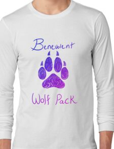 Benevolent Wolf Pack Bene Colours Long Sleeve T-Shirt