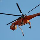 Skycrane To The Rescue by thruHislens .