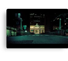 New York City, Grand Central Terminal Canvas Print