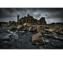 Cathedral Rocks Photographic Print