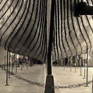 Longship planks by CliveOnBeara