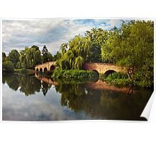 Brick bridge Poster