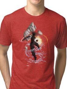 Get Bent :: The Avatar Tri-blend T-Shirt