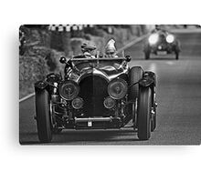 Racing Legens Canvas Print