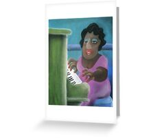 Big Mama Greeting Card
