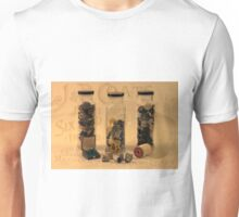 Three Button Jars Unisex T-Shirt
