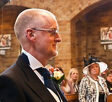 Father of the Groom by laurabaker