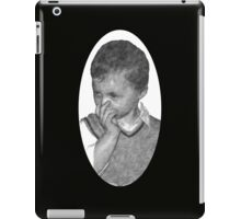 Beam me up....they are driving me crazy iPad Case/Skin
