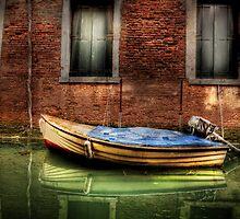 Kim - of Venice by Luke Griffin