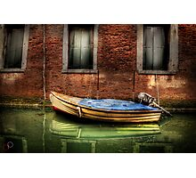 Kim - of Venice Photographic Print