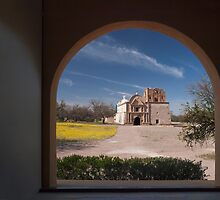 Mission Window by Richard G Witham