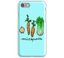 mirepoix iPhone Case/Skin