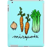 mirepoix iPad Case/Skin