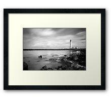 Moody Barns Ness Lighthouse Framed Print